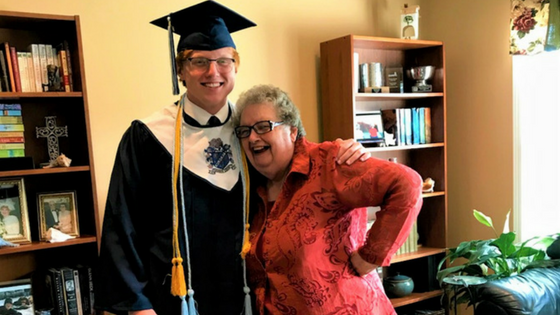 Connecting the Dots: Reflections on a High School Graduation